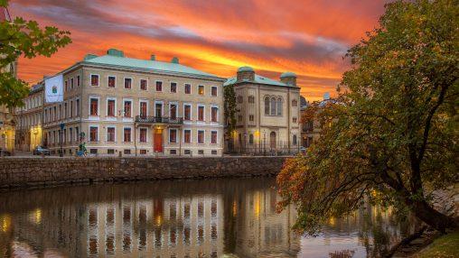 Stora Nygatan 17 and a half | Photo by Magnus Walander.