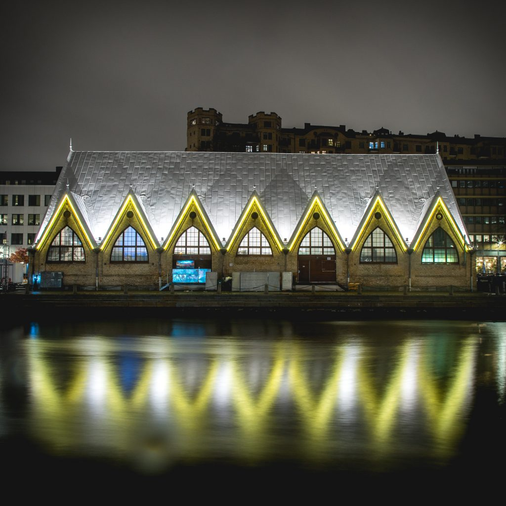 Feskekörka (Fish Church) | Photo by Magnus Walander.